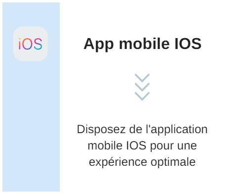 App mobile IOS