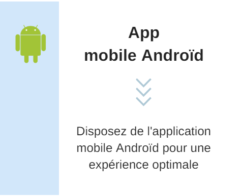 App mobile Android