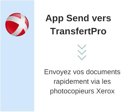 App Xerox Send