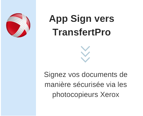App Xerox Sign