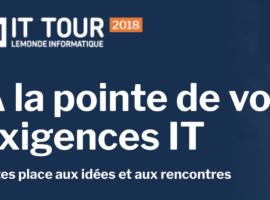 5 DÉBATS CLÉS 2018 – ITTour2018