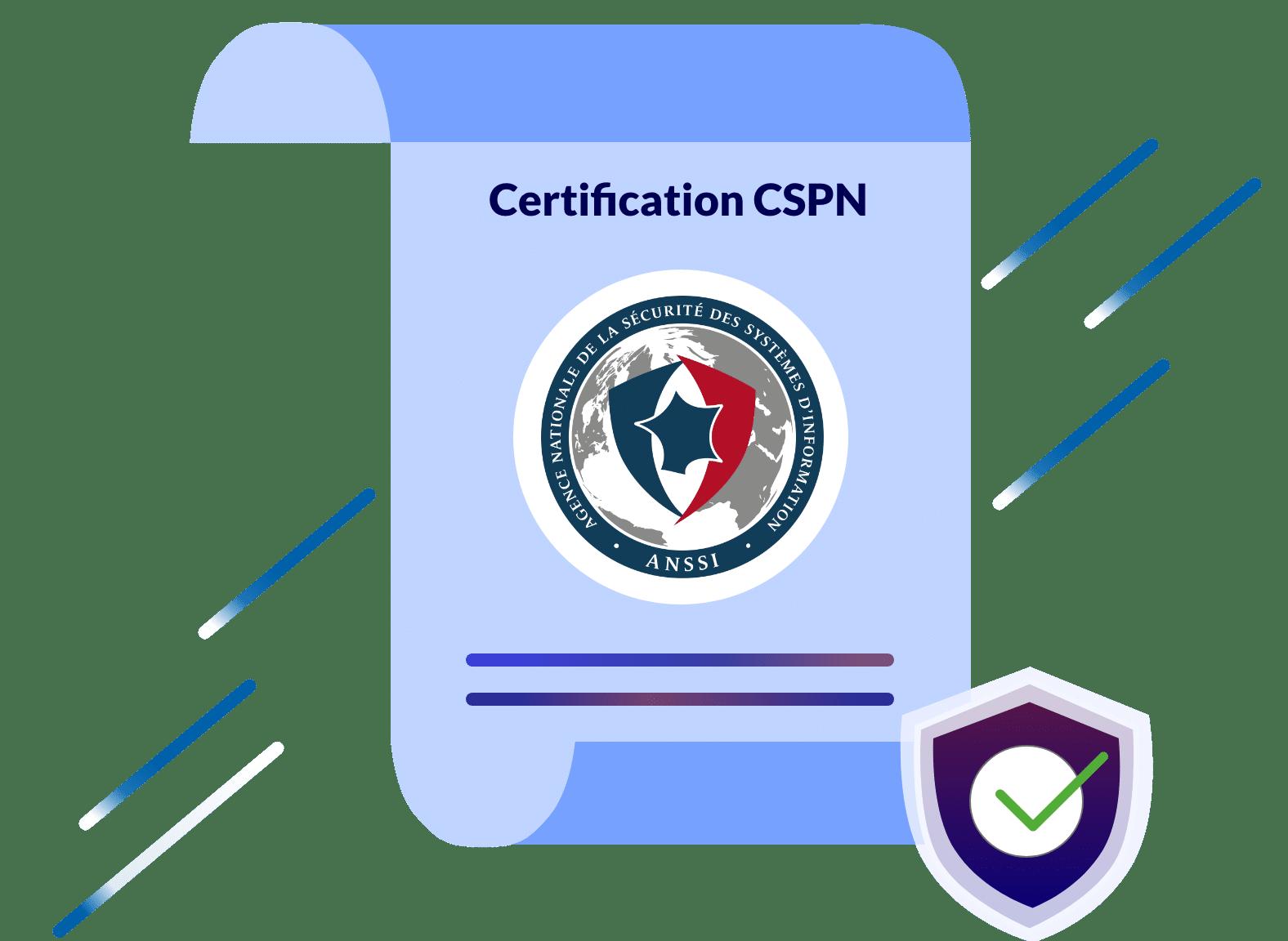 Document Certification CSPN ANSSI