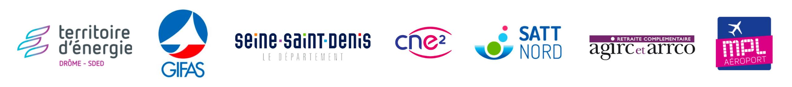 7 Logos de clients Tbox