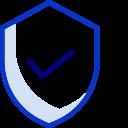 Souveraineté Icône Bleu